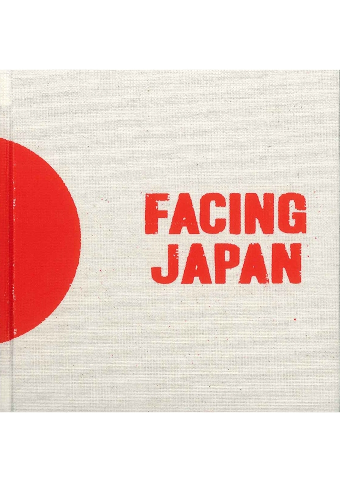 Boek Facing Japan