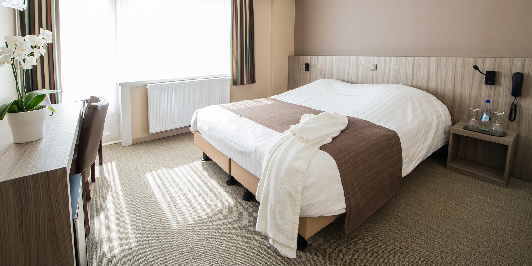 Unsere Zimmer - Hotel Princess