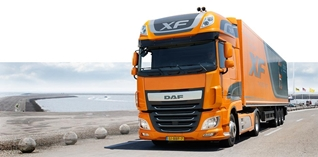 DAF Trucks zet Transporeon en Ticontract in